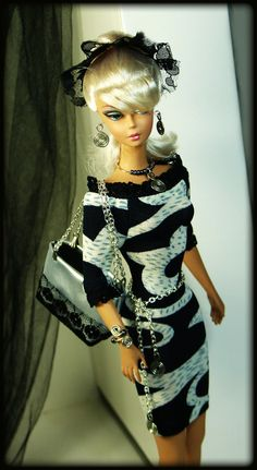 OOAK Fashion for Silkstone Barbie Vintage Barbie and FR by Xiaolan on Etsy, $29.00