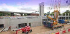 6 over 1500 precast concrete components
