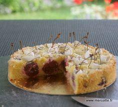 Un dessert facile, rapide et de saison : Le clafoutis aux cerises de Christophe Michalak