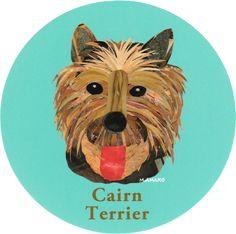 マイ @Behance プロジェクトを見る : 「020 | Cairn Terrier」 https://www.behance.net/gallery/42194127/020-Cairn-Terrier