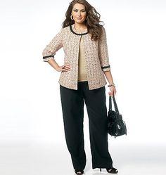 B5719 Women's Wardrobe Pieces | Easy