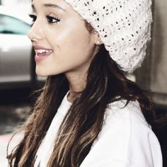 Ariana Grande (I love this picture.)