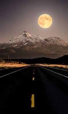 Mt. Shasta, California, USA | by Derek Kind