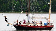 Pirates Renezvous Damariscotta Maine favorit place, activities for kids, kidvac place, main place