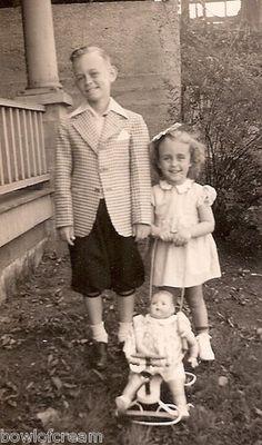 siblings doll