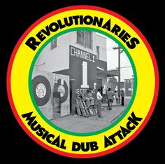 Revolutionaries Musical Dub Attack Vinyl LP