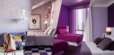 Quartos decorados: como escolher a cor ideal