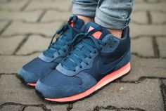 1453faa40e 36 best Sneakers: Nike MD Runner images | Shoes sneakers, Slippers ...