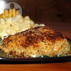 Recipe photo: Baked Italian Cod