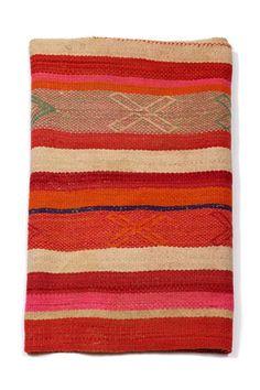 Patterned Peruvian Textile