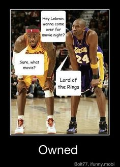 Daaay-ummm!   Hate Kobe, but LOVE this!
