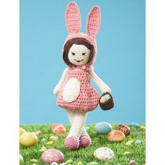 Easter Lily Doll