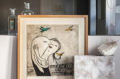 Casinha colorida: Maximalista, entre o vintage e o eclético, esse projeto roubou meu coração!!!