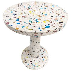 KYOTO Table, by Shiro Kuramata, Memphis, Number 106, Confirmed 1980s Production | From a unique collection of antique and modern tables at https://www.1stdibs.com/furniture/tables/tables/