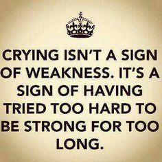 I really like this saying