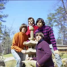 The Seeds, 1967