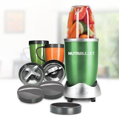 LIMITED EDITION: De groene Nutribullet!