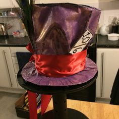 Mad hatters hat