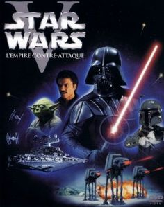 Couverture de Star Wars, Épisode 5 : L'Empire contre-attaque