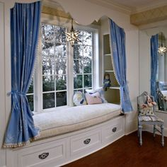 A Collection Of Nook Window Seat Design Ideas 2