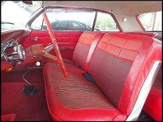 1962 Chevrolet Impala 327/300 HP, 4-Speed