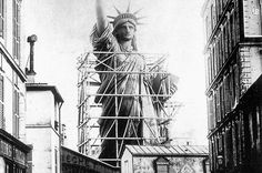 The Statue of Liberty was created as a monument to the enduring bond between the American and French people...