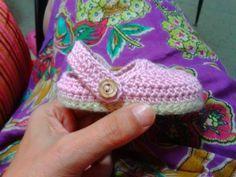 Crocs para recém-nascidos - artesanum com