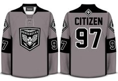 Geeky Jerseys | Only Available for a Limted Time! Roughnecks