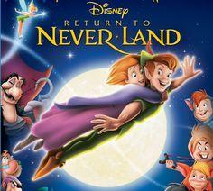 <i>Peter Pan II: Return To Never Land</i>