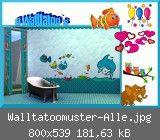 Christine 1000_SMP_Walltattoos