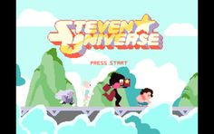 Steven universe this is so cool