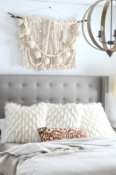 Make A DIY Wall Hanging:: Starting with a Mop