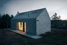 dekleva gregorič arhitekti - compact karst house