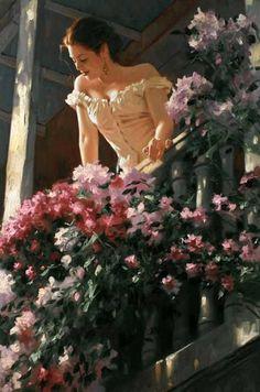richard s. johnson- - Beautiful Paintings by Richard S Johnson