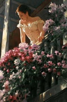 richard s. johnson- - Beautiful Paintings by Richard S Johnson