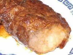 圧力鍋で☆簡単焼き豚!!ウマーー♪ レシピ本掲載&やっとこさ殿堂入り!本当に感謝♪圧力鍋で簡単&玉葱ソースが決め手の焼き豚を是非一度お試し下さい♪