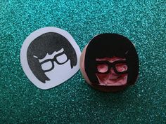 "Create Your Own Awesome Stationery - Tina Stamp | Community Post: 17 ""Bob's Burgers"" Goodies You Can Snag On Etsy"