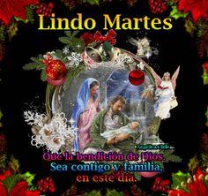 SUEÑOS DE AMOR Y MAGIA: Lindo Martes