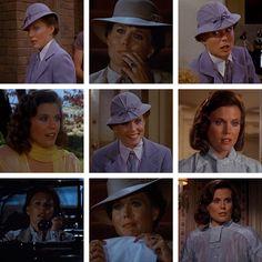 Grace Farrell (Ann Reinking) in Annie (1982)
