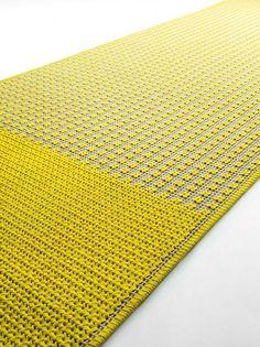 CMF we like / Carpet / Green / Yellow / Pattern / Paola Lenti / at inspiration