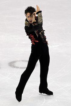 Daisuke Takahashi - Figure Skating - Day 5