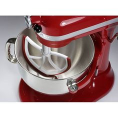 New Metro Design Beater Blade for KitchenAid 6Quart Bowl Lift Models Red Blades -- To view further for this item, visit the image link.