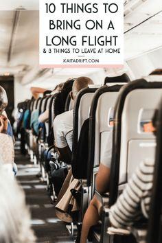 10 Things to Bring on a Long Flight   Kait Adrift   kaitadrift.com