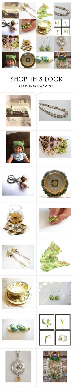 """""""It's a Treasure!"""" by inspiredbyten ❤ liked on Polyvore featuring Chanel and vintage"""