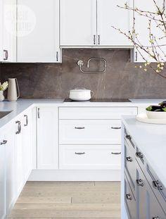 5 beautiful kitchen backsplash ideas