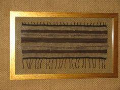 Telar Cuadro Textiles, Hand Weaving, Tapestry, Rugs, Frame, How To Make, Diy, Inspiration, Home Decor