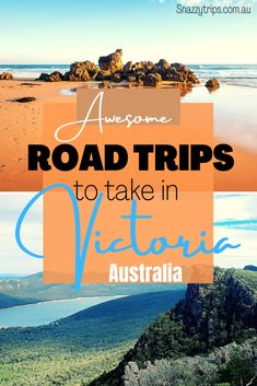 Best Places To Visit In Victoria - Getaways from Melbourne you will love. #victoriagetaway #victoriaroadtrip #melbourneroadtrips #snazzytrips Australia Travel Guide, Visit Australia, Cool Places To Visit, Places To Travel, Places To Go, Travel Destinations, Alpine Adventure, Perfect Road Trip, Road Trip Essentials