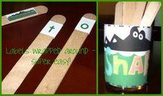 Alphabet recognition SNAP game with printable