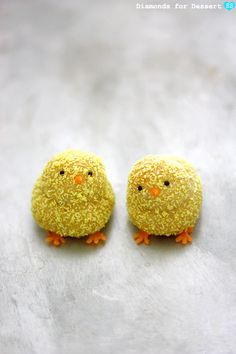 3d #Easter Chicks and other Cute Easter #Cookies