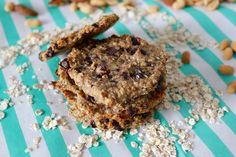 Leckere, gesunde Müslikekse sind schnell zubereitet, vegan und zuckerfrei!